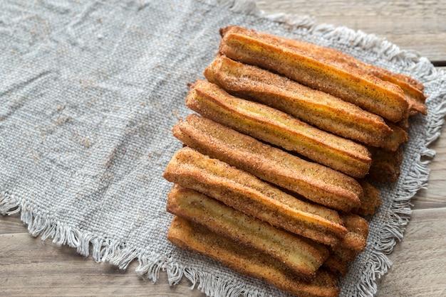 チュロス-有名なスペインのデザート