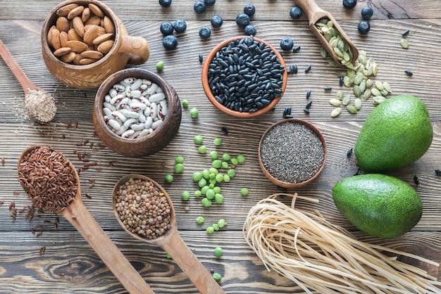 Пищевые источники клетчатки