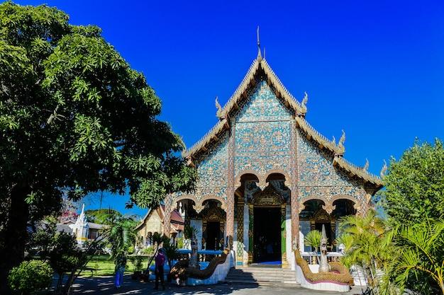 ワット・チャムテウィ、ランプーン、タイ