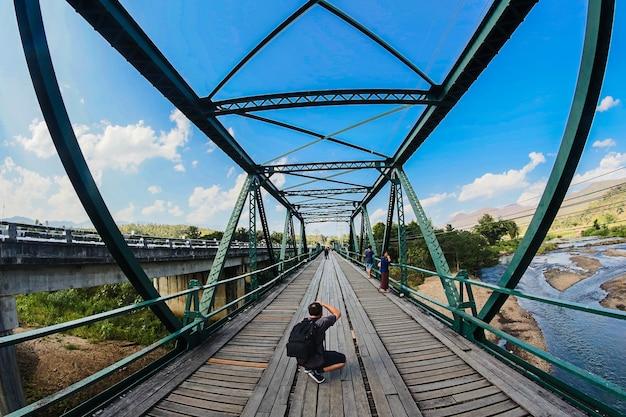 パイ地区のパイ橋