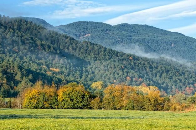 Осенняя гора