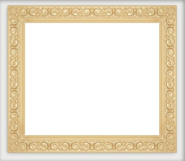 Золотая коллекция рамок для картин