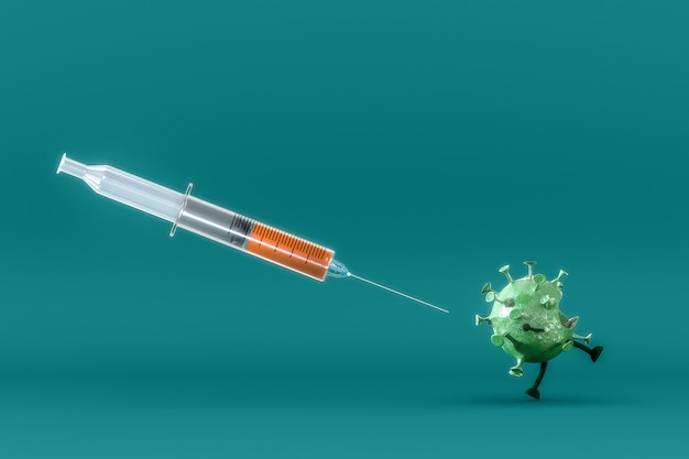 Коронавирусная вакцина