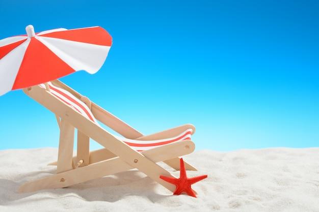 Солярий на пляже