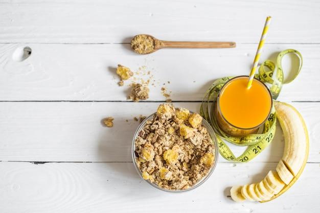 Здоровая диета завтрак
