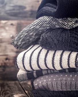 Теплые уютные свитера