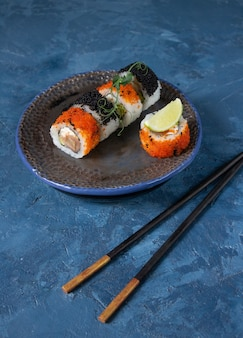 伝統的なアジアの日本食寿司