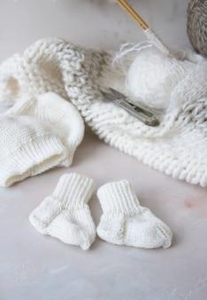 好きな趣味の編み物とかぎ針編み