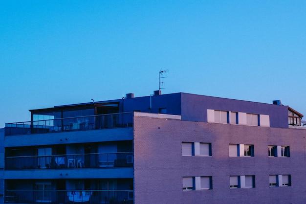 Современная строительная архитектура