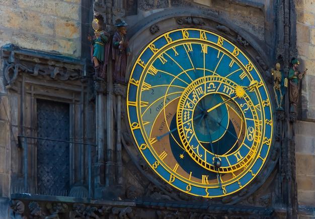 プラハの天文時計