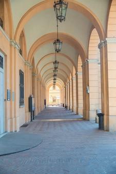 サンタルカンジェロディロマーニャの列柱