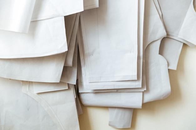 Крупным планом легких тканей