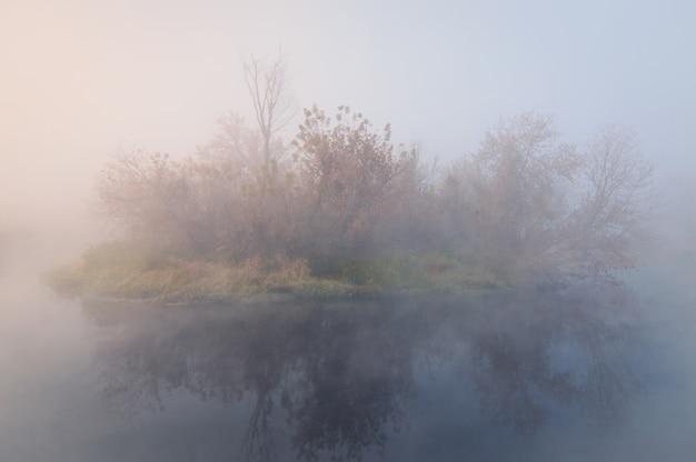 Осенний остров