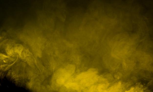 Желтый дымный