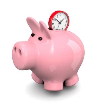 時間節約のコンセプト