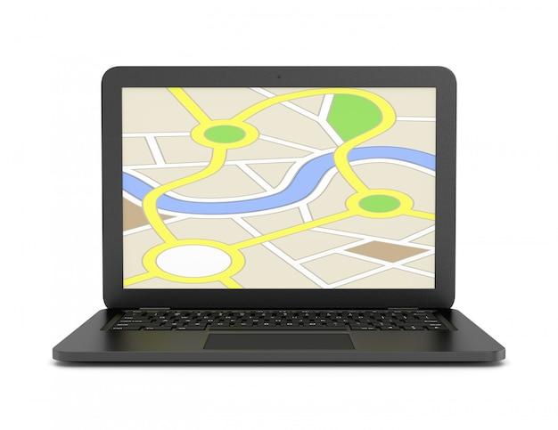 オンラインマップ