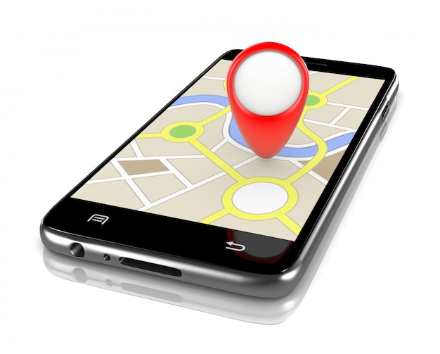 ナビゲーションシステムアプリ