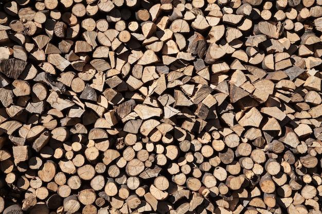 木のスタック