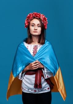 ウクライナの愛国心が強い概念