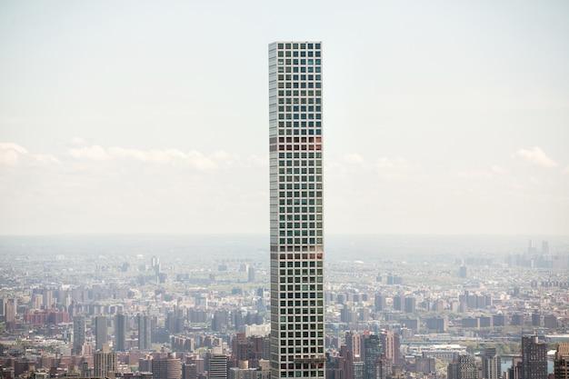 マンハッタンで世界で最も高い住宅用超高層ビル