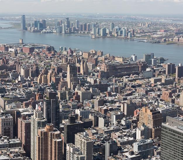 マンハッタンの街