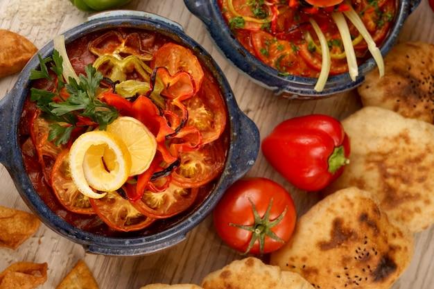 アラビア語のぬいぐるみ(マフシ)、エジプト料理、中東料理