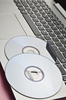 Диски на ноутбуке. современные технологии.