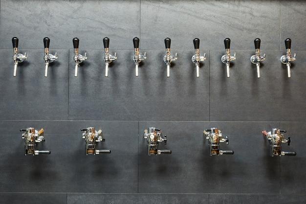 Пивное оборудование для розлива пива в ряд