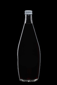 Пить в стеклянной бутылке