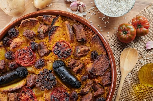 Традиционная средиземноморская еда