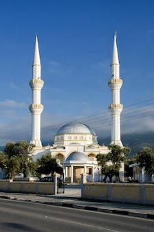 北キプロスのキレニアのイスラム教モスク