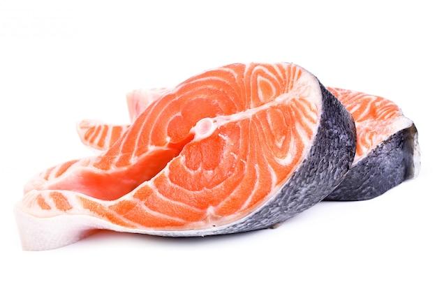 Рыбный лосось
