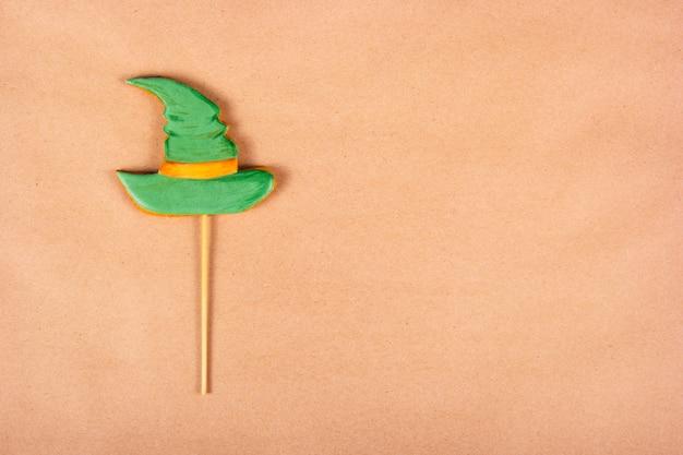 ハロウィーンの自家製クッキー