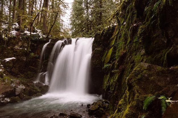 Величественные водопады