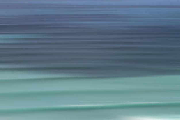 Красивая съемка крупного плана изумительной текстуры воды в океане