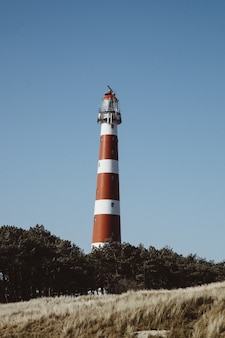 Высокий маяк в поле