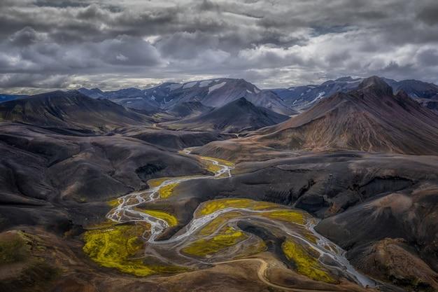 Удивительная исландия
