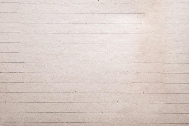 古いビンテージ定規ノートシート、テクスチャ背景