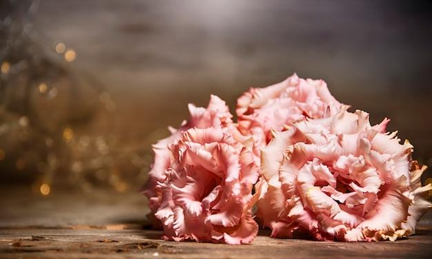 Эустома цветы, фон для мамы день или день свадьбы