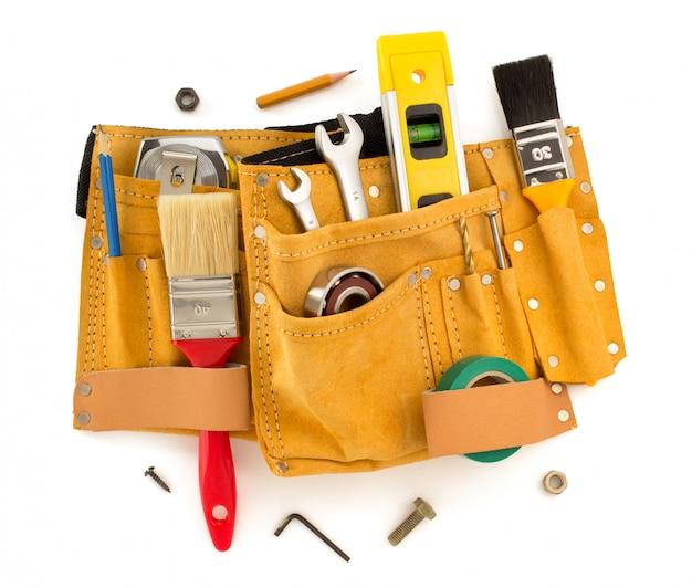 ベルトの道具と器具