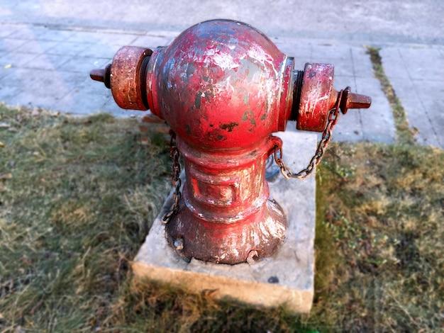 タイの消火栓