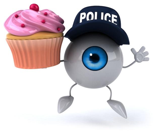 Диета полиции