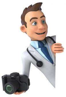 楽しいドクターアニメーション