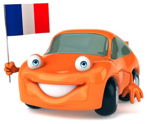 Веселая машина
