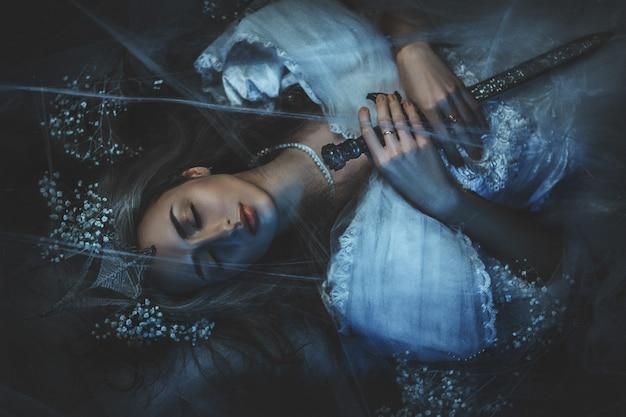Сонная принцесса