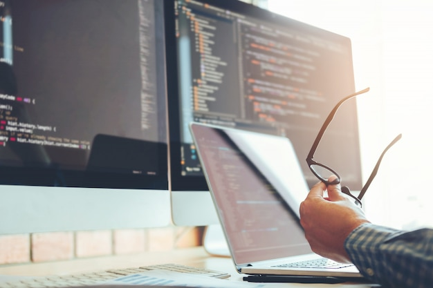 Разработка программиста разработка дизайна сайта и технологии кодирования