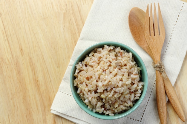 ネープリリーの玄米