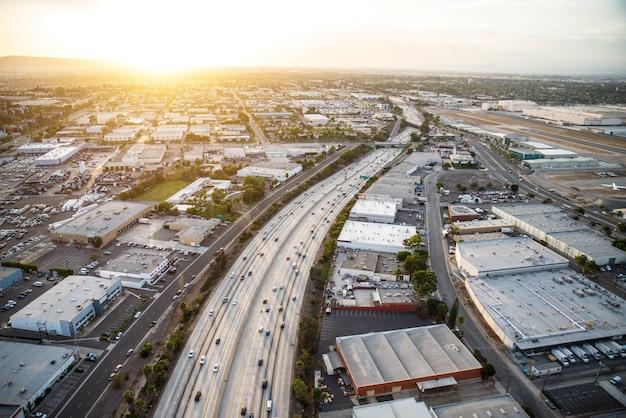 Развязка, петли и шоссе