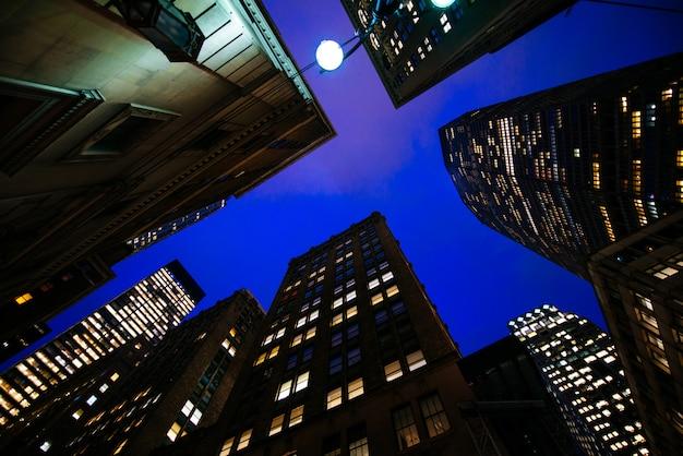 ニューヨーク市の都心