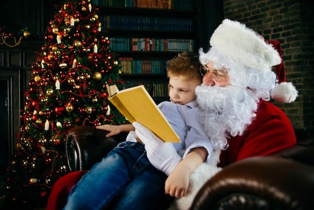 Санта-клаус портреты и образ жизни